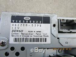 04 10 Range Rover Hse 4.4l V8 Dash Navigation Information Display Screen LCD