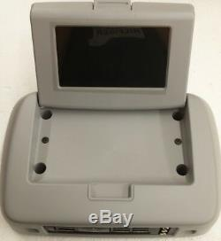 04+ Ford overhead video rear entertainment system. DVD & LCD display screen Gray