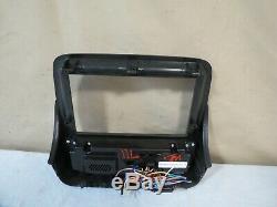 10 11-14 Chevy Camaro Radio Player AC Climate Control Panel Dash Bezel SCOSCHE