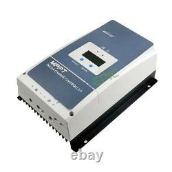 100A Epever MPPT Solar Charge Controller 12V/24V/36V/48V Battery Solar Regulator