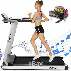 2.25HP Folding Treadmill Electric Motorized Power Running Fitness Sport Machine