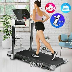 3.25HP 7-IN-1 Electric Treadmill Folding Incline Heavy Duty Running Machine APP