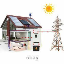3000W Hybrid Inverter In 50A Solar Controller Uninterruptible Power DC24V AC230V