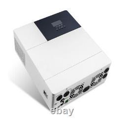 3000W Hybrid Solar Inverter With 60A MPPT solar Controller DC24V AC110V PV100V