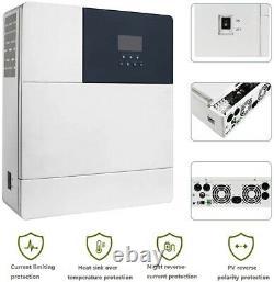 3500W Hybrid Solar Inverter With 60A MPPT solar Controller DC48V AC110V PV145V