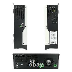 3KVA 5KVA Hybrid Inverter Built-in 60A MPPT Solar Controller DC24v 48v AC220V