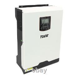 5000W Solar Inverter Built-in 50A PWM Solar Controller Regulator DC48V AC220V