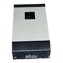 5KVA Hybrid Solar Inverter PWM 50A Solar Charge Controller 48V 220V In Parallel