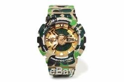 A BATHING APE x G-SHOCK GA-110 wrist watch BAPE XXV 25TH EXCLUSIVE MODEL