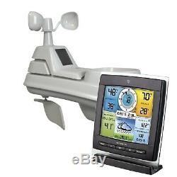 AcuRite Wireless Weather Station With 5in1 Sensor Illuminated Color Display NEW