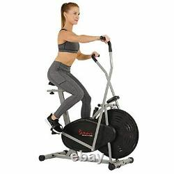 Air Resistance Hybrid Arms Legs Cardio Exercise Bike Indoor Exercise New