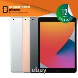 Apple iPad 10.2 7th Gen (2019) 32/128GB Wi-Fi/4G Cellular Unlocked All Colours