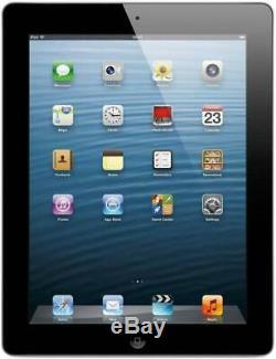 Apple iPad 4 4th Generation 9.7 with Retina Display 16GB WIFI Space gray