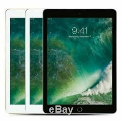 Apple iPad 5 5th Gen 9.7 32GB / 128GB Wi-Fi, Wi-Fi + Cellular 4G Grey AU Seller