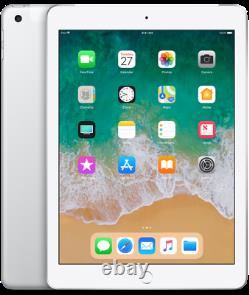Apple iPad 6th Generation 9.7 Display 128GB WiFi Only Tablet