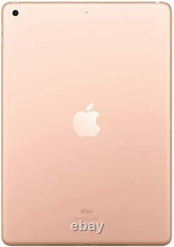 Apple iPad 7th Generation 32GB 128GB Wi-Fi + Cellular Gold Silver Space Gray