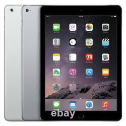 Apple iPad Air 16GB 32GB 64GB 128GB Wi-Fi + Cellular Silver, Space Gray