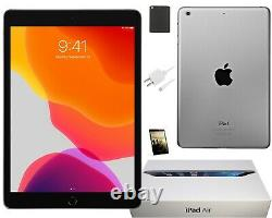 Apple iPad Air 16GB, Space Gray, Wi-Fi Only, Bundle Deal Included, Plus 9.7-inch
