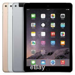 Apple iPad Air 2 16GB 32GB 64GB 128GB Wi-Fi + 4G Gold, Silver, Space Gray