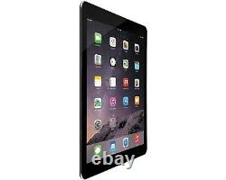 Apple iPad Air 2 64GB, Space Gray, Wi-Fi +4G Unlocked, Bundle Deal, and 9.7-inch
