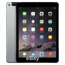 Apple iPad Air 2 64GB Wi-Fi + 4G Space Gray