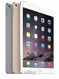Apple iPad Air 2nd Generation 9.7 Retina Display 128GB WiFi Only Tablet