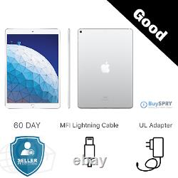 Apple iPad Air 3 3rd Generation 10.5 64GB / 256GB WiFi / WiFi + 4G Open Box
