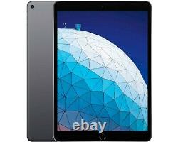 Apple iPad Air 9.7-inch, Space Gray, 16GB, Wi-Fi Only, Also Includes Bundle Deal