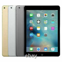 Apple iPad Air with WiFi 64GB, Gold Space Gray Silver, 2nd Generation