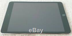 Apple iPad Mini 3 128GB Wi-Fi Space Gray (MGP32LL/A)