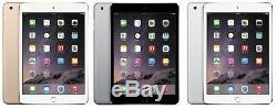 Apple iPad Mini 4th Gen 7.9 Retina 16 32 64 128 GB WiFi 4G Tablet