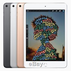Apple iPad Mini 5th Generation 7.9 Retina Display 256GB Wi-Fi Only Tablet