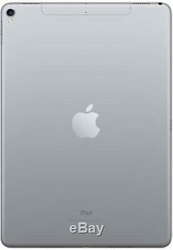 Apple iPad Pro 10.5 2nd Gen (2017) 512GB Space Gray WiFi + Cellular Tablet