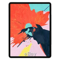 Apple iPad Pro 11 (2018) Wi-Fi + 4G (Unlocked) 64GB Space Gray VGC