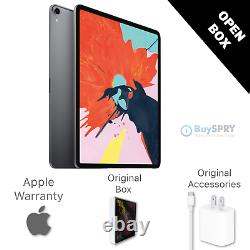 Apple iPad Pro 11 3rd Generation 64GB 256GB 512GB 1TB iPadOS Tablet Open Box