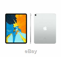 Apple iPad Pro 11 inch 3rd GEN 512 GB 4G Cellular + WiFi Excellent Condition