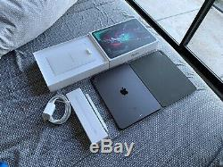 Apple iPad Pro 11 inch 3rd Gen Display 256GB WiFi Only Model Excellent Condition