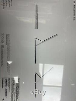 Apple iPad Pro 11-inch 3rd Gen Wi-Fi + Cell (Verizon)256GB Gray With Keyboard