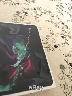 Apple iPad Pro 11-inch 3rd Gen Wi-Fi + Cell (Verizon) 256GB Space Gray MU122LL/A