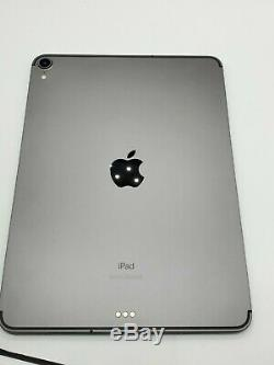Apple iPad Pro 11-inch Wi-Fi + Cellular 256GB BAD E-S-N IMEI# FULLY FUNCTIONAL