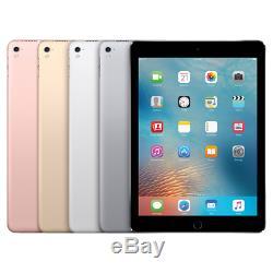 Apple iPad Pro 12.9 128GB Verizon GSM Unlocked All Colors