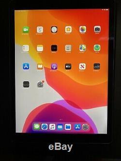 Apple iPad Pro 12.9, 2nd Gen, With Logitech Smart Keyboard, 128GB, Space Gray