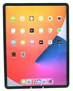 Apple iPad Pro 12.9 4th Gen. A2069 256GB Wi-Fi + 4G iOS Tablet Read Description