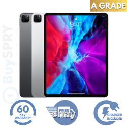 Apple iPad Pro 12.9 4th Generation 128GB 256GB 512GB 1TB Tablet Open Box
