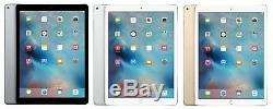 Apple iPad Pro 12.9 Retina Display 256GB WiFi Tablet (2017 Model) RF