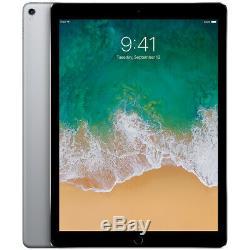 Apple iPad Pro 12.9 Retina Display 64GB WiFi + Cellular Tablet (2017 Model)