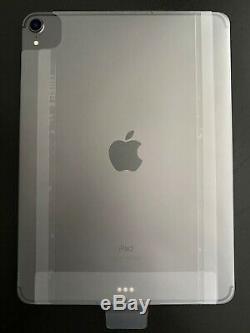Apple iPad Pro 3rd Gen. 256GB, Wi-Fi + 4G (Unlocked), 11 in Space Gray