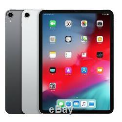 Apple iPad Pro 3rd Gen. 64GB 256GB 512GB 1TB, Wi-Fi, 11in Space Gray or Silver