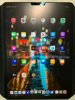 Apple iPad Pro (3rd Generation) 11 inch 64GB WiFi With Apple Pencil Combo