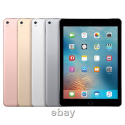 Apple iPad Pro 9.7 128GB GSM Unlocked Wi-Fi & Cellular